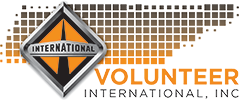 Volunteer International Inc. Logo
